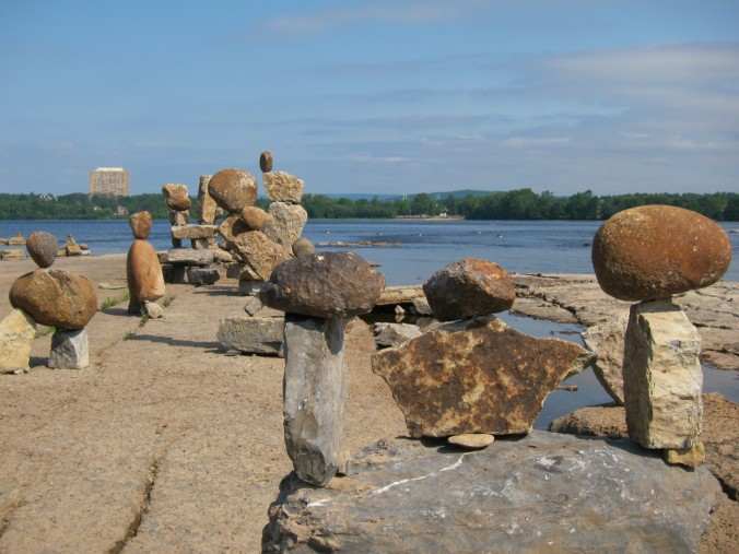 Rock Sculptures by John Felice Ceprano