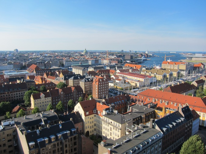 Views of Copenhagen