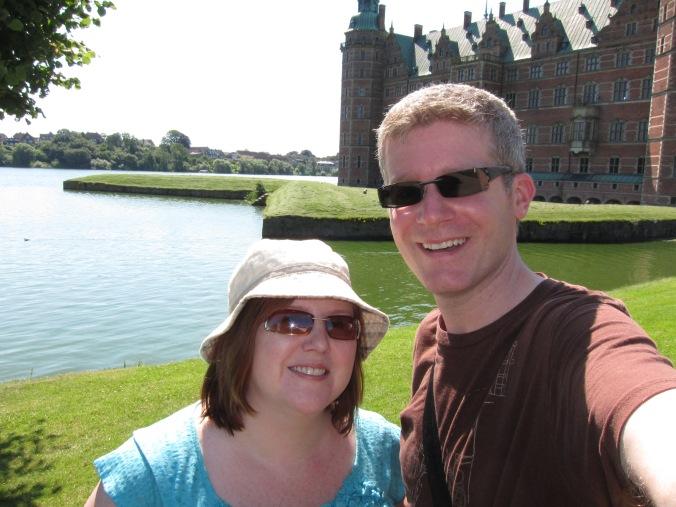 Us before leaving Hillerød