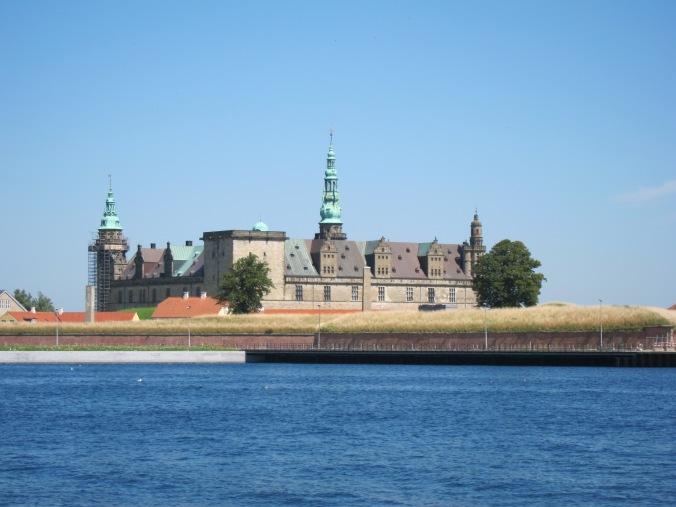 Kronborg Castle, Helsignør