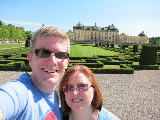 Us at Drottningholm