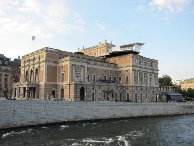 Stockholm Royal Opera Theatre