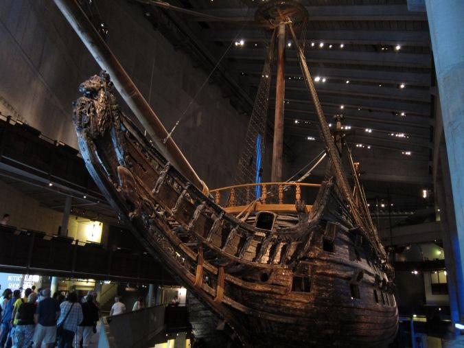 Warship Vasa
