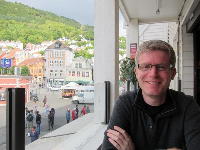 Me in Bergen