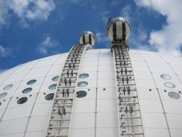 Ericsson Globe.  Stockholm, Sweden