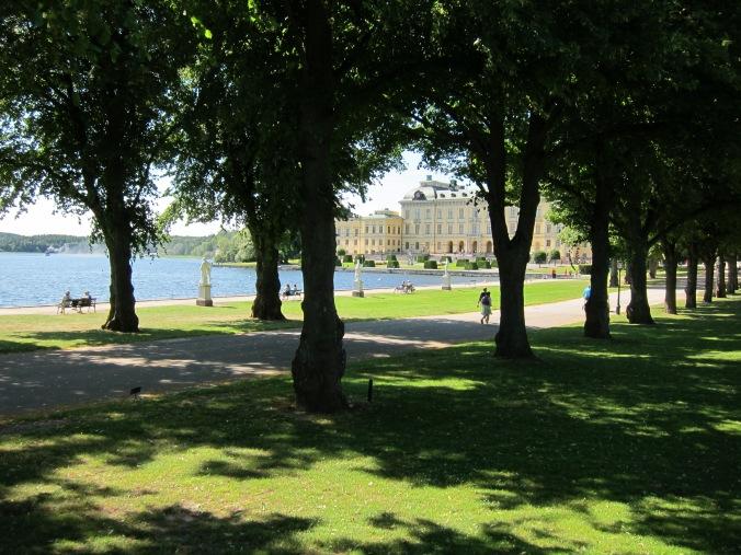 Favourite 2012 travel photos - Drottningholm Palace, Stockholm.  July 2012