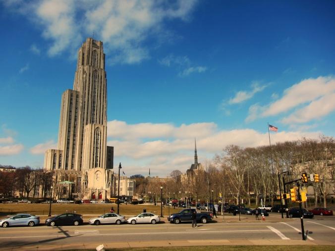 Favourite 2013 travel photos: Pittsburgh PA, USA.  February 2013