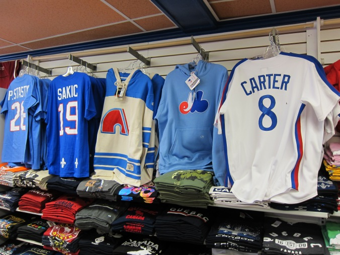 Nordiques and Expos