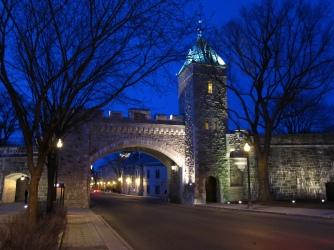 Favourite 2013 travel photos. Quebec City, QC. April 2013