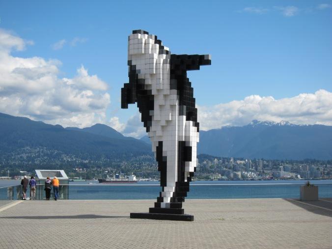 """""""Digital Orca"""", Douglas Coupland"""