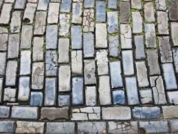 Cobblestones of Old San Juan