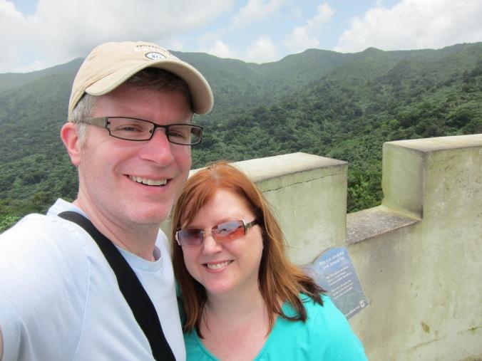 Us on top of Yokahu