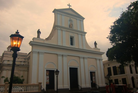 Image result for Cathedral of San Juan Bautista