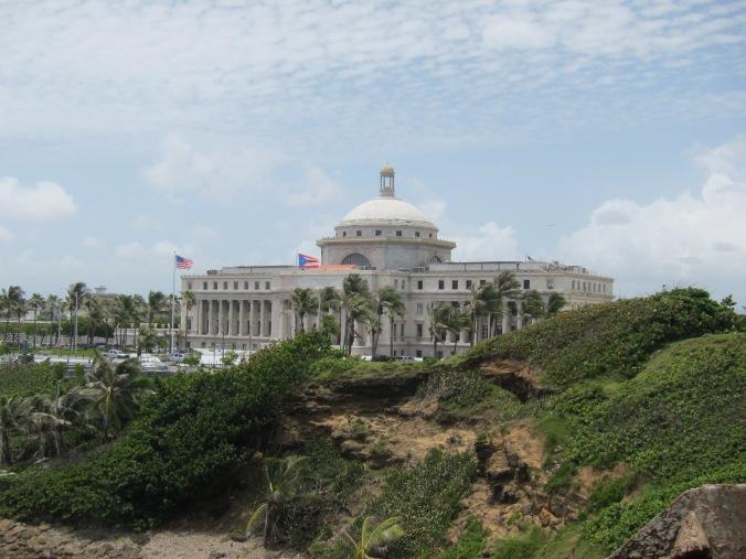 Puerto Rican Capitol Building
