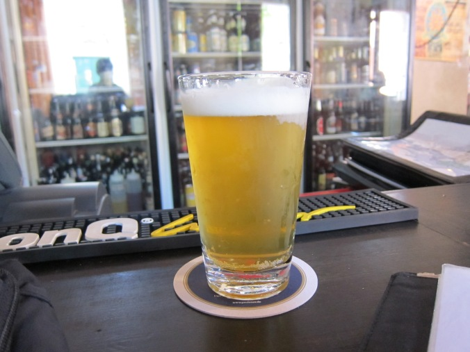 Lost Coast Great White witbier