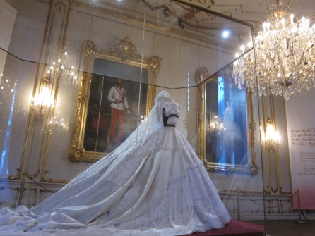 Dress of Princess Elisabeth
