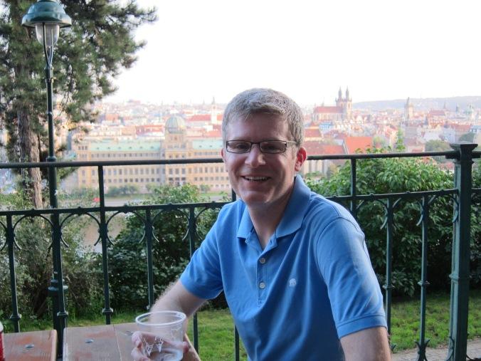 Last beer in Prague