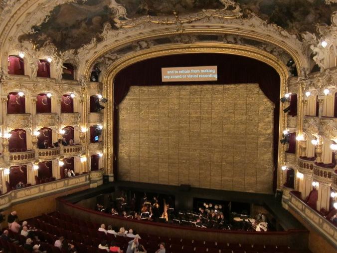 State Opera in Prague