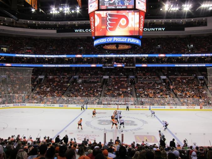 Philadelphia Flyers game