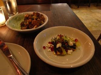 Israeli food at Zahav