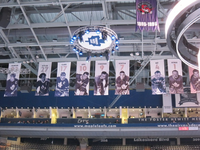 Leafs retired numbers