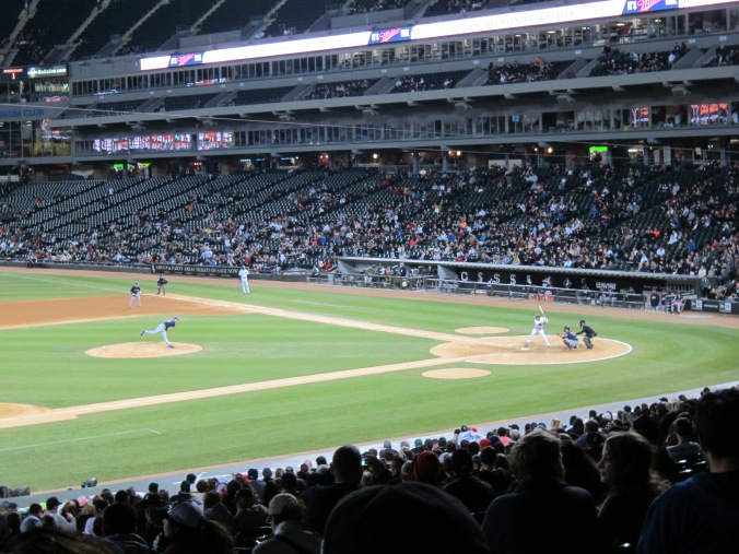 White Sox game