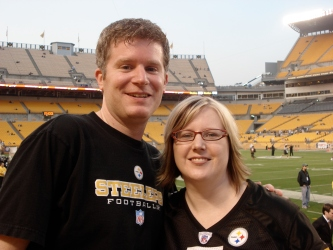 Pittsburgh Steelers Monday night game