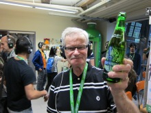 Dad with a Steam Whistle