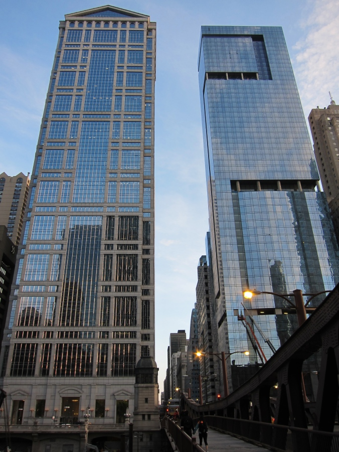 77 West Wacker and Waterview Tower, Chicago