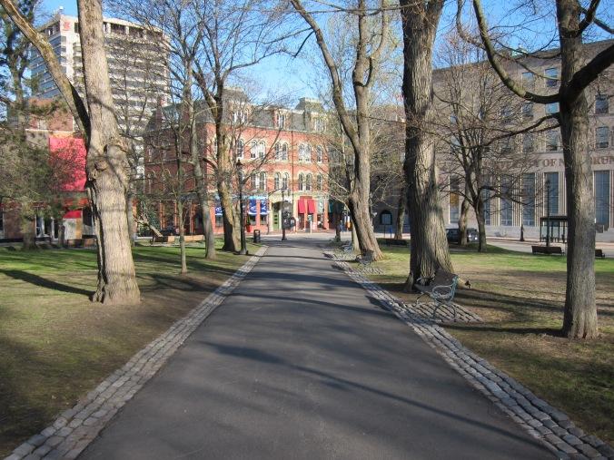 King's Square, Saint John