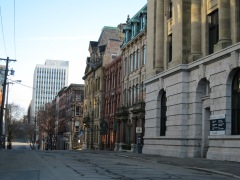 Downtown Saint John