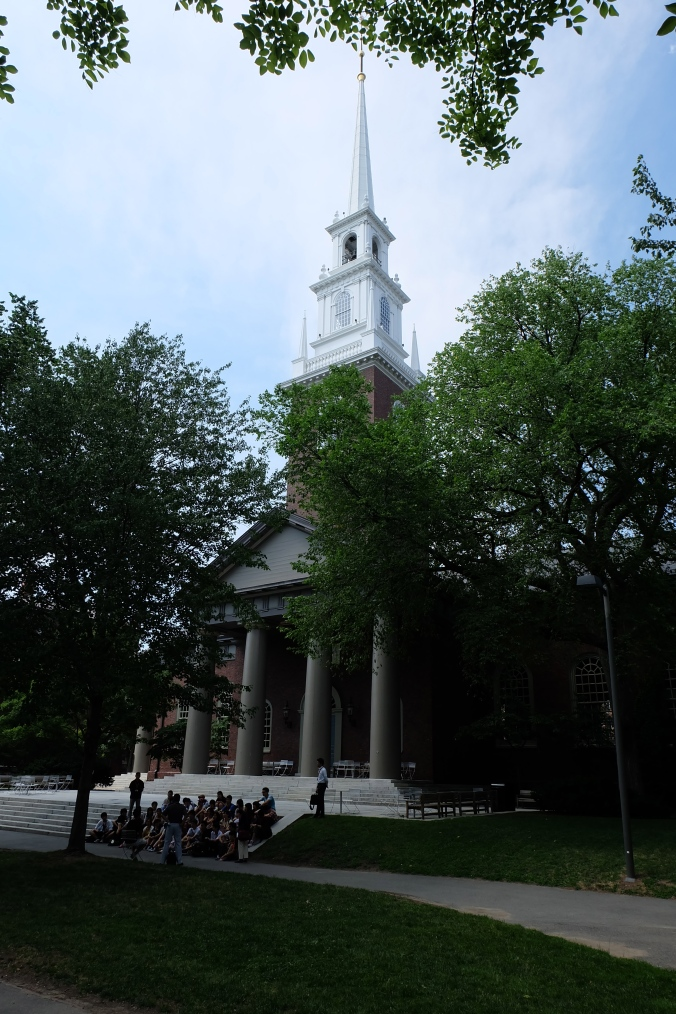 Memorial Church at Harvard