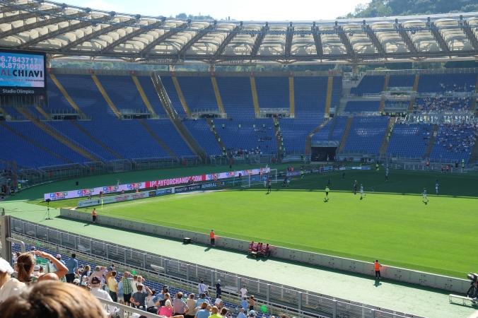 Second Lazio goal