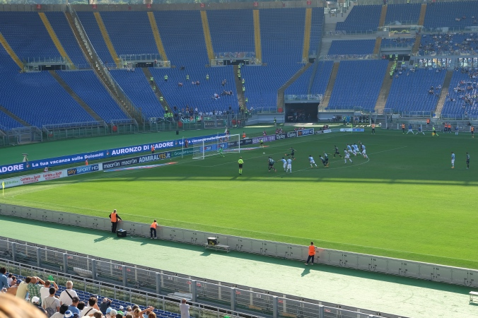 Sassuolo penalty kick goal