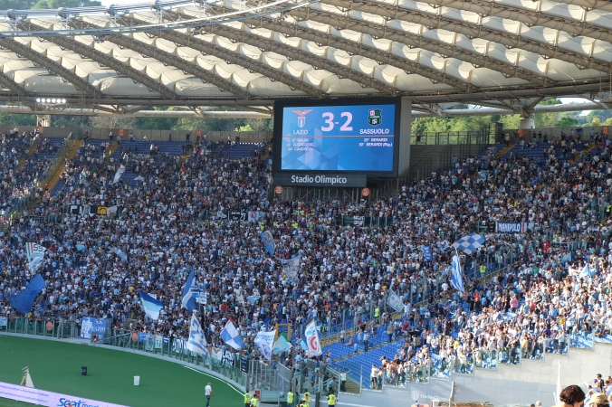 Full-time result: Lazio wins!