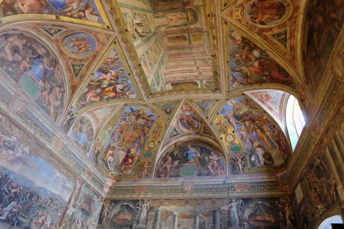 Inside Vatican Museums