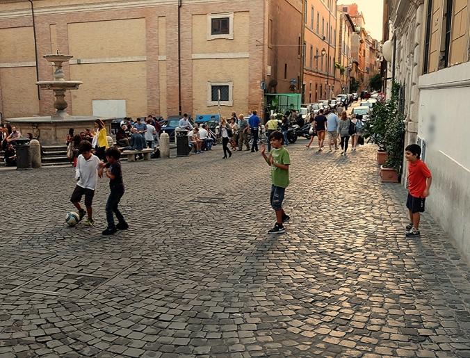 Favourite 2014 travel photos.  Rome, Italy.  October 2014.