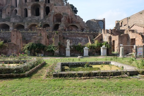 House of the Vestal Virgins
