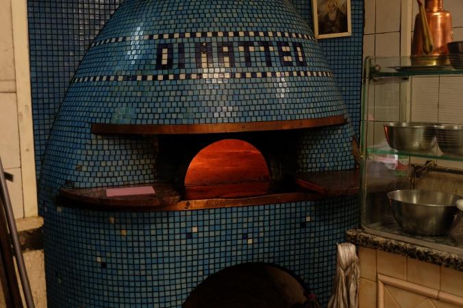 Di Matteo pizza oven