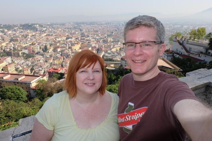 Us on top of San Martino