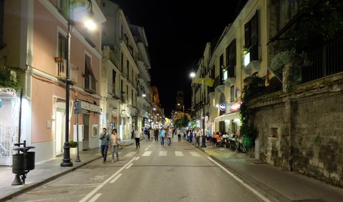 Corso Italia in Sorrento