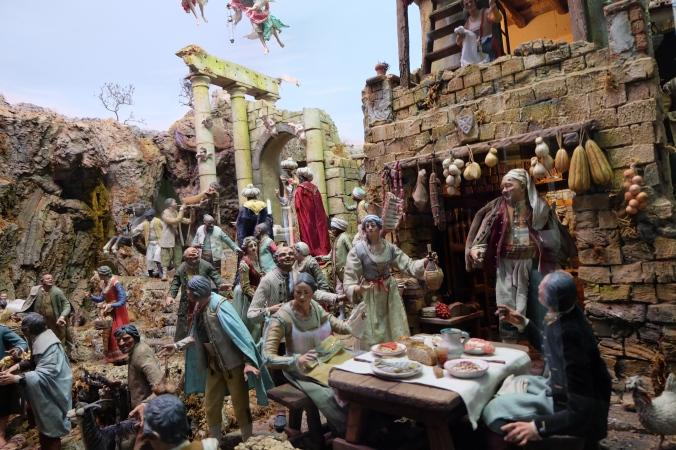 Cattedrale di Sorrento nativity scene