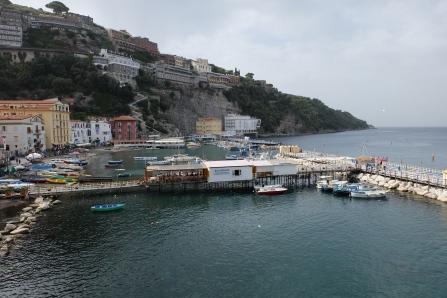 Marina Grande in Sorrento