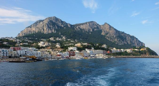 Marina Grande, Isle of Capri