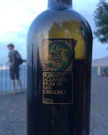 Wine in Sorrento