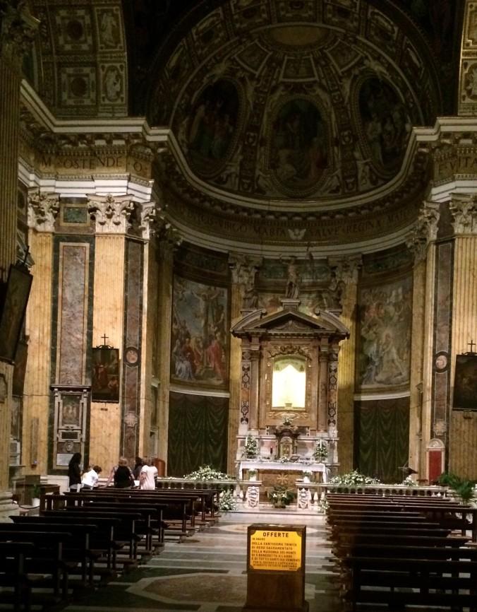 Chiesa di Santa Maria dei Monti