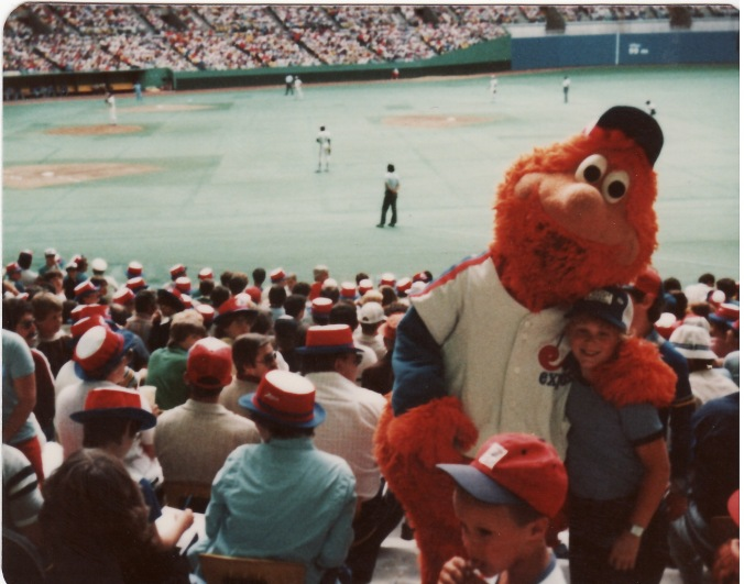 Me and Youppi, 1983