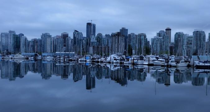 Favourite 2015 travel photos.  Vancouver, BC.  April 2015.