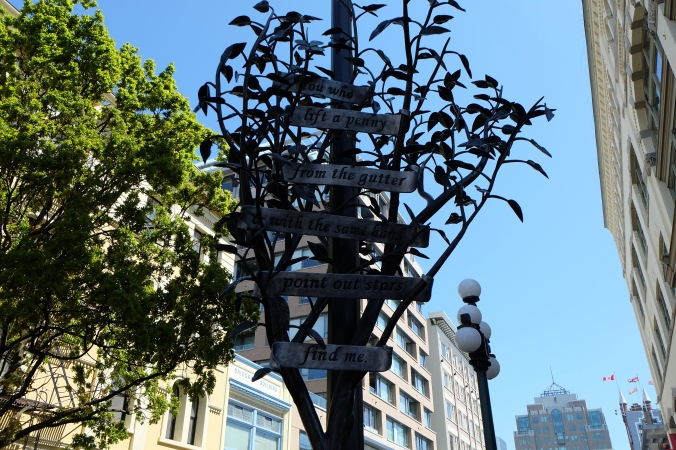 Poet Laureate Legacy Tree by Glen Closson