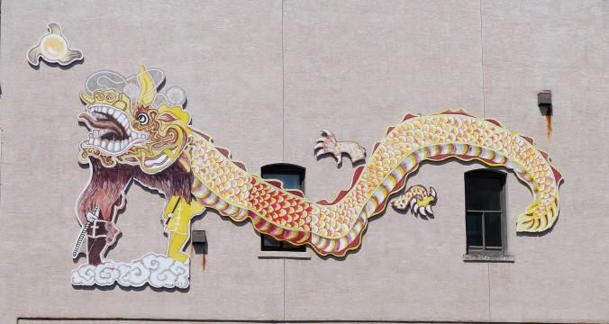 Dragon Dance by Robert Amos